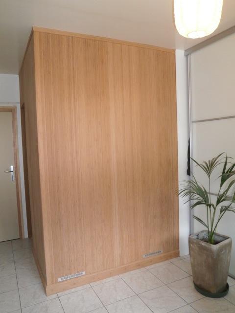 Cloison intérieure Bambou