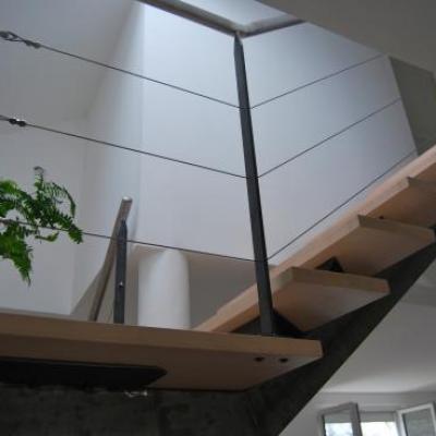 Escalier interieur