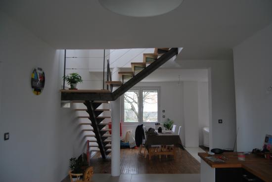 Escalier intéreur